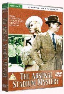The Arsenal Stadium Mystery (1939) Poster
