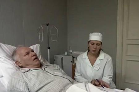 Кадр из сериала Редкая группа крови