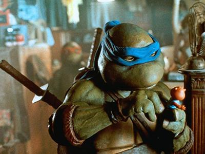 Дэвид Форман исполнил роль Леонардо, а Брайан Точи его озвучил