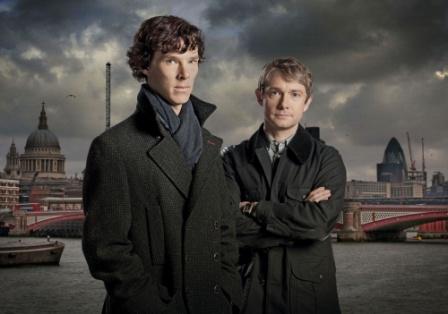 Британский сериал Шерлок