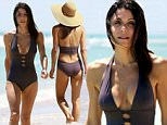 Bethenny Frankel exits the ocean in Miami Beach, FL. Bethenny wore a grey swimsuit while in Miami.\n\nPictured: Bethenny Frankel\nRef: SPL991330  030415  \nPicture by: Splash News\n\nSplash News and Pictures\nLos Angeles: 310-821-2666\nNew York: 212-619-2666\nLondon: 870-934-2666\nphotodesk@splashnews.com\n