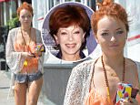EXCLUSIVE: Francesca Eastwood Goes Red Hair and Looks Coachella Ready\n\nPictured: Francesca Eastwood\nRef: SPL990658  020415   EXCLUSIVE\nPicture by: Photographer Group / Splash News\n\nSplash News and Pictures\nLos Angeles: 310-821-2666\nNew York: 212-619-2666\nLondon: 870-934-2666\nphotodesk@splashnews.com\n
