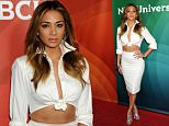Pictured: Nicole Scherzinger Mandatory Credit    Gilbert Flores/Broadimage 2015 NBCUniversal Summer Press Tour Red Carpet  4/2/15, Pasadena, California, United States of America  Broadimage Newswire Los Angeles 1+  (310) 301-1027 New York      1+  (646) 827-9134 sales@broadimage.com http://www.broadimage.com