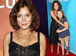 Celebrities attend 2015 NBCUniversal Summer Press Day at The Langham Huntington Hotel & Spa Featuring: Anna Friel, Gracie Ellen Mary Friel Where: Los Angeles, California, United States When: 02 Apr 2015 Credit: Brian To/WENN.com