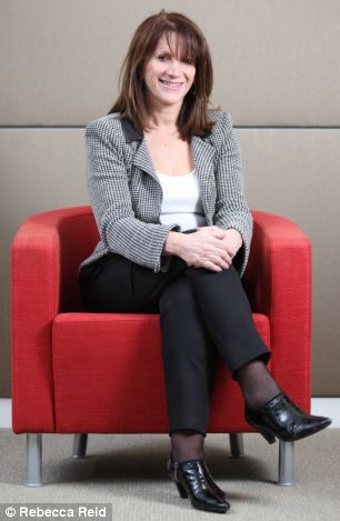 Lib Dem minister Lynne Featherstone said women taking a break to have children allow men to climb the ladder faster