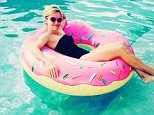 reesewitherspoon?????? #DonutWorryBeHappy?!??????#HappyFriday (I couldn't resist)