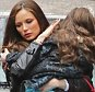 EXCLUSIVE: Harvey Weinstein's wife Georgina Chapman pictured with daughter India Weinstein today in nyc for first time since her husbands groping allegations.   Pictured: Georgina Chapman, India Weinstein Ref: SPL990505  030415   EXCLUSIVE Picture by: Abbot-Turgeon / Splash News  Splash News and Pictures Los Angeles: 310-821-2666 New York: 212-619-2666 London: 870-934-2666 photodesk@splashnews.com