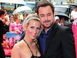 Danny Dyer and Joanne Mas arriving at the The Hooligan Factory Premiere, at The West End Odeon, Leicester Square, London. ... 09-06-2014 ... Photo by: Ian West/PA Wire.URN:20061592