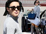 Hollywood, CA - Rumer Willis and Val Chmerkovskiy make it to the studio for practice at the 'Dancing With The Stars' dance rehearsal studio in Hollywood. Rumer rocked grey knee high leather boots and a turtle neck dress as she arrived.\nAKM-GSI     April  2, 2015\nTo License These Photos, Please Contact :\nSteve Ginsburg\n(310) 505-8447\n(323) 423-9397\nsteve@akmgsi.com\nsales@akmgsi.com\nor\nMaria Buda\n(917) 242-1505\nmbuda@akmgsi.com\nginsburgspalyinc@gmail.com