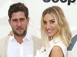 MELBOURNE, AUSTRALIA - JANUARY 10:  Whitney Port (R) and fiance Tim Rosenman attend the Portsea Polo event at Point Nepean Quarantine Station on January 10, 2015 in Melbourne, Australia.  (Photo by Graham Denholm/Getty Images)