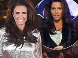Mandatory Credit: Photo by David Fisher/REX (4419113ba).. Katie Price, the winner.. 'Celebrity Big Brother' TV show, Elstree Studios, Hertfordshire, Britain - 06 Feb 2015.. ..