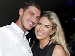 Mandatory Credit: Photo by Simon Ford/REX (3923349o).. Frankie Essex and her boyfriend John Lyons.. 'The Only Way is Essex' TV Series filming at Dukes Polo, Chelmsford, Britain - 12 Jul 2014.. ..