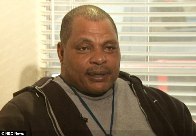 Proud: Michael Sam's father said Monday that, while he didn't know his son was gay, he loves him no matter what