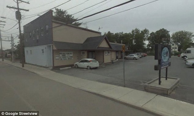 Drink-driving claims: Onyango Obama, 67, was arrested outside the Chicken Bone Saloon in Framingham (pictured)