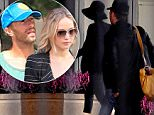 Exclusive April 5, 2014 Chris Martin and Jennifer Lawrence are Back Together--Chris Martin and Jennifer Lawrence sneak off on a private jet. After spending a night together at the Carlyle Hotel. Chris just returned from a Mexico vacation with estranged wife Gwyneth Paltrow. Many thought the get a way weekend in Mexico was a sign that the two were getting back together. The couple were spotted entering the Teterboro Airport in New Jersey sunday afternoon.***please contact The Image Direct for usageÖsales@theimagedirect.com  \ncall chris at 610-308-7304