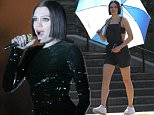135132, EXCLUSIVE: Jessie J seen filming a music video in Los Angeles. Los Angeles, California - April 4, 2015. Photograph: © PacificCoastNews. Los Angeles Office: +1 310.822.0419 sales@pacificcoastnews.com FEE MUST BE AGREED PRIOR TO USAGE