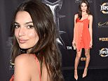 LAS VEGAS, NV - APRIL 04:  Actress Emily Ratajkowski attends BKB 2, Big Knockout Boxing, at the Mandalay Bay Events Center on April 4, 2015 in Las Vegas, Nevada.  (Photo by David Becker/Getty Images for DIRECTV)