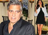 George Clooney and Amal Clooney go to Babbo for an Easter Weekend dinner in NYC.\n\nPictured: Amal Clooney\nRef: SPL991683  030415  \nPicture by: XactpiX/Splash News\n\nSplash News and Pictures\nLos Angeles: 310-821-2666\nNew York: 212-619-2666\nLondon: 870-934-2666\nphotodesk@splashnews.com\n