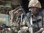 Kenya Defence Force soldiers arrive in Garissa University College in Garissa April 4, 2015. The death toll in an assault by Somali militants on Garissa University College is likely to climb above 147, a government source and media said on Friday, as anger grew among local residents over what they say as a government failure to prevent bloodshed. REUTERS/Goran Tomasevic