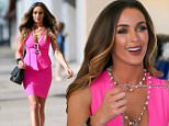 Nikki Sixx's wife Courtney Sixx is pretty in pink as she shops at Chanel in Beverly Hills, California.\n\nPictured: Courtney Sixx\nRef: SPL991290  040415  \nPicture by: VIPix / Splash News\n\nSplash News and Pictures\nLos Angeles: 310-821-2666\nNew York: 212-619-2666\nLondon: 870-934-2666\nphotodesk@splashnews.com\n