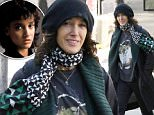 135166, EXCLUSIVE:  Jennifer Beals seen enjoying Easter Sunday in Vancouver. Vancouver, Canada - Sunday April 5, 2015. Photograph: © Kred, PacificCoastNews. Los Angeles Office: +1 310.822.0419 sales@pacificcoastnews.com FEE MUST BE AGREED PRIOR TO USAGE