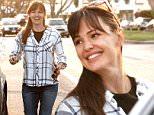 Jennifer Garner goes to SugarFish Sushi on Easter Sunday with friends\nFeaturing: Jennifer Garner\nWhere: Los Angeles, California, United States\nWhen: 06 Apr 2015\nCredit: MONEY$HOT/WENN.com
