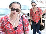 Pictured: Kristen Stewart\nMandatory Credit © CALA/Broadimage\nKristen Stewart arrives at the Los Angeles International Airport\n\n4/5/15, Los Angeles, California, United States of America\n\nBroadimage Newswire\nLos Angeles 1+  (310) 301-1027\nNew York      1+  (646) 827-9134\nsales@broadimage.com\nhttp://www.broadimage.com