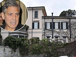 NEW  ORDINANCE AT CLOONEY'S VILLAS IN ITALY WITH Ä.500 FINE FOR CURIOUS PEOPLE.\nAs usual Clooney is coming to Italy to spend spring and summer and Roberto Pozzi, mayor of Laglio, has issued a new ordinance to grant the actor's quietness without anyone bothering him, his wife and his famous friends. This year mayor Pozzi has taken the question very seriously, fixing a fine for transgressers of up to Ä 500.\n\nRef: SPL853284  050415  \nPicture by: E-pics / Splash News\n\nSplash News and Pictures\nLos Angeles: 310-821-2666\nNew York: 212-619-2666\nLondon: 870-934-2666\nphotodesk@splashnews.com\n