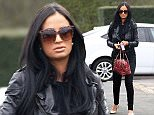 Picture Shows: Chantelle Houghton  April 4, 2015\n \n ** Min Web / Online Fee £150 For Set **\n \n Chantelle Houghton visits her mum's house for Easter lunch in Basildon, UK.\n \n Chantelle didn't crack a smile as she arrived at her mum's house, wearing an all black outfit including a black leather jacket and black jeans. \n \n She carried a red quilted Chanel handbag and sported oversized sunglasses.\n \n ** Min Web / Online Fee £150 For Set **\n \n Exclusive All Rounder\n WORLDWIDE RIGHTS\n Pictures by : FameFlynet UK © 2015\n Tel : +44 (0)20 3551 5049\n Email : info@fameflynet.uk.com