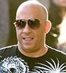 Out and about: Vin Diesel took a stroll in Marina Del Rey, California on Tuesday