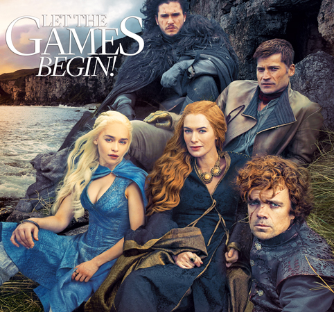 Britain's most talked-about series is going into battle again