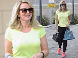 Picture Shows: Michelle Mone  April 06, 2015\n \n Scottish bra entrepreneur Michelle Mone arrives at the 'O'Brien' show at Media City in Manchester, UK.\n \n Non Exclusive\n WORLDWIDE RIGHTS \n \n Pictures by : FameFlynet UK © 2015\n Tel : +44 (0)20 3551 5049\n Email : info@fameflynet.uk.com