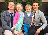 instagranphHappy Easter from the Burtka-Harris bunnies and one lil' chick!