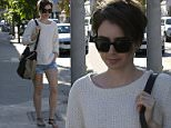 West Hollywood, CA - Actress Lily Collins runs errands on a Saturday in West Hollywood.  Lily, who is reportedly dating heartthrob actor Chris Evans, have been keeping coy about their rumored relationship.  According to news articles, Lily's friends aren't too fond of the notorious Hollywood womanizer and are worried that Chris is going to break Lily's heart.  \n  \nAKM-GSI       April 4, 2015\nTo License These Photos, Please Contact :\nSteve Ginsburg\n(310) 505-8447\n(323) 423-9397\nsteve@akmgsi.com\nsales@akmgsi.com\nor\nMaria Buda\n(917) 242-1505\nmbuda@akmgsi.com\nginsburgspalyinc@gmail.com
