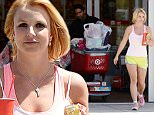 Pictured: Britney Spears\nMandatory Credit © Milton Ventura/Broadimage\n***EXCLUSIVE***\nBritney Spears showing off her toned legs and new hair style while out shopping at Target  in Thousand Oaks\n\n4/3/15, Thousand Oaks, California, United States of America\n\nBroadimage Newswire\nLos Angeles 1+  (310) 301-1027\nNew York      1+  (646) 827-9134\nsales@broadimage.com\nhttp://www.broadimage.com\n