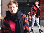 EXCLUSIVE: Lena Dunham wears colorful workout gear on Easter Sunday in Brooklyn,New York.\n\nPictured: Lena Dunham\nRef: SPL989597  050415   EXCLUSIVE\nPicture by: Splash News\n\nSplash News and Pictures\nLos Angeles: 310-821-2666\nNew York: 212-619-2666\nLondon: 870-934-2666\nphotodesk@splashnews.com\n