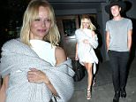 EXCLUSIVE: Pamela Anderson Has Dinner at Crossroads With a Mystery Man\n\nPictured: Pamela Anderson\nRef: SPL992211  050415   EXCLUSIVE\nPicture by: Photographer Group / Splash News\n\nSplash News and Pictures\nLos Angeles: 310-821-2666\nNew York: 212-619-2666\nLondon: 870-934-2666\nphotodesk@splashnews.com\n