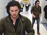 Kit Harington arrives at JFK airport in NYC.\n\nPictured: Kit Harington\nRef: SPL990707  050415  \nPicture by: Ron Asadorian / Splash News\n\nSplash News and Pictures\nLos Angeles: 310-821-2666\nNew York: 212-619-2666\nLondon: 870-934-2666\nphotodesk@splashnews.com\n