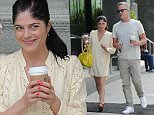 Selma Blair goes to the Farmers Market on Easter with a mystery man\nFeaturing: Selma Blair\nWhere: Los Angeles, California, United States\nWhen: 05 Apr 2015\nCredit: WENN.com
