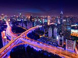 PIC BY PAUL REIFFER / CATERS NEWS - (PICTURED Yanan East Interchange, Shanghai) A photographer has travelled around the world capturing the beauty of some of its most famous cities by night. Each of the series of spectacular shots captures the pulsing energy of its location through vivid light trails. City snapper, Paul Reiffer, 34, spent over three years amassing the collection of nightscapes and has visited some of the worlds most iconic landmarks in the process. Whether it is the bright lights of the New York City skyline, the winding bridges of Shanghai, or the wispy reflections of Singapores harbour, each of Pauls photographs reveal a beautiful side to the urban sprawl. SEE CATERS COPY