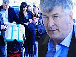 Alec, Carmen and Hilaria Baldwin spotted leaving Los Angeles by way of LAX on April 6, 2015.\n\nPictured: Alec Baldwin, Carmen Baldwin and Hilaria Baldwin\nRef: SPL993112  060415  \nPicture by: Cathy Gibson / Splash News\n\nSplash News and Pictures\nLos Angeles: 310-821-2666\nNew York: 212-619-2666\nLondon: 870-934-2666\nphotodesk@splashnews.com\n