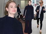 EXCLUSIVE: Actress Lily James flies out of Heathrow Airport to Tokyo\n\nPictured: Lily James\nRef: SPL992377  050415   EXCLUSIVE\nPicture by: Splash News\n\nSplash News and Pictures\nLos Angeles: 310-821-2666\nNew York: 212-619-2666\nLondon: 870-934-2666\nphotodesk@splashnews.com\n
