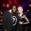Miley Cyrus Enjoys Night Out At Heart Of OMNIA In Las Vegas