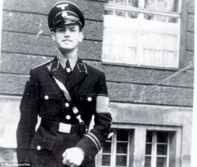 Former SS Nazi officer Eric Priebke died at his home in Rome this week