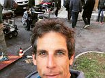 benstiller First day of shooting down! #Zoolander2 #Cinecitta #Finallymakingthismovie!