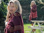 EXCLUSIVE FAO DAILY MAIL ONLINE ONLY - FEE AGREED\n Mandatory Credit: Photo by Joan Wakeham/REX (4616357c)\n Kate Moss\n Kate Moss out and about in the Cotswolds, Britain - 07 Apr 2015\n Kate Moss arriving for lunch at her favourite Cotswold pub\n