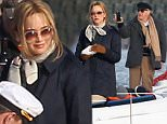 Picture Shows: Robert De Niro  April 06, 2015\n \n Actors Jennifer Lawrence and Robert De Niro are spotted filming scenes for their new movie 'Joy' on a sailboat in Lynn, Massachusetts. \n \n At the end of the day Jessica ran off the freezing cold waterfront with her bodyguard right by her side.\n \n Exclusive - All Round\n UK RIGHTS ONLY\n \n Pictures by : FameFlynet UK © 2015\n Tel : +44 (0)20 3551 5049\n Email : info@fameflynet.uk.com