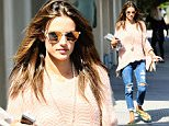 Alessandra Ambrosio seen shopping with friends.\n\nPictured: Alessandra Ambrosio\nRef: SPL993160  060415  \nPicture by: Adar / Splash News\n\nSplash News and Pictures\nLos Angeles: 310-821-2666\nNew York: 212-619-2666\nLondon: 870-934-2666\nphotodesk@splashnews.com\n