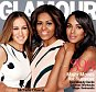 "The President's Committee never looked so fabulous.  Sarah Jessica Parker and Kerry Washington appear alongside the First Lady Michelle Obama on Glamour magazine's May cover to bring awareness and aid to military women and families.  The 38-year-old ""Scandal"" star and Parker are involved with the President's Committee on the Arts and Humanities and are assisting the First Lady with her crusade for servicewomen.  ""During the first campaign one of my jobs as my husband's spouse was to travel around the country and really listen to women,"" Obama, 51, told the mag, according to Us Weekly. ""We held small discussion groups, (and) there were voices that were new to me: the voices of military spouses, many of them women, and veterans."""