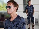 ***MINIMUM FEE TO BE AGREED BEFORE USE***\nEXCLUSIVE: **PREMIUM RATES APPLY** **STRICTLY NO SUBSCRIPTIONS** Sir Cliff Richard is spotted at Barbados' airport shortly after his friends arrived on a flight from America. Sir Cliff is on holiday on the Caribbean island.\n\nRef: SPL991644  060415   EXCLUSIVE\nPicture by: Islandpaps / Splash News\n\nSplash News and Pictures\nLos Angeles:310-821-2666\nNew York:212-619-2666\nLondon:870-934-2666\nphotodesk@splashnews.com\n